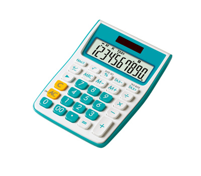 Customized Desktop Calculator