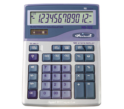 Cheap Desk Calculator