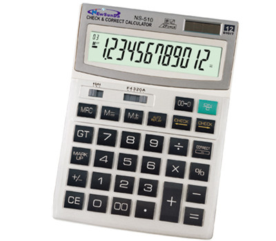 Calculator on Desktop