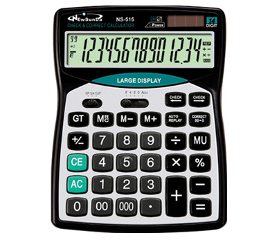 Cheap Large Calculator