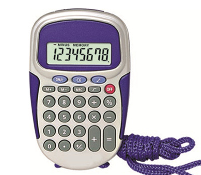 Handheld Calculator