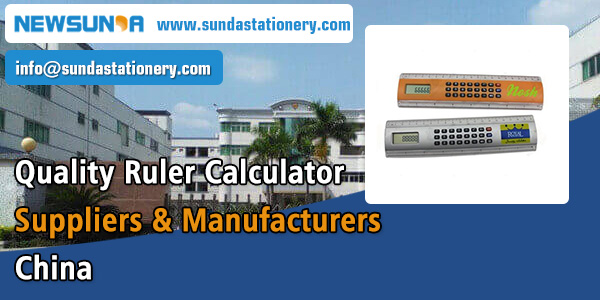 Quality Ruler Calculator Suppliers & Manufacturers China