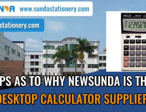 TOP TIPS AS TO WHY NEWSUNDA IS THE BEST DESKTOP CALCULATOR SUPPLIER