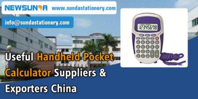 Useful-Handheld-Pocket-Calculator-Suppliers-&-Exporters-China