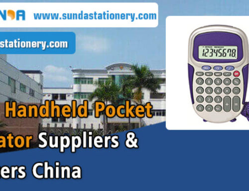 Useful Handheld Pocket Calculator Suppliers & Exporters China