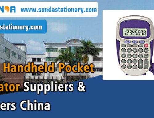 Useful Handheld Pocket Calculator Suppliers & Exporters China